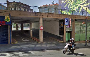 IC – Coruña – Juzgados - Städteparken Vigo