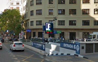 Avenida del Oeste - Städteparken Valencia