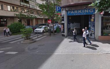 Garaje Ramos - Städteparken Madrid