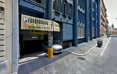 Euro Parking - Städteparken Rom