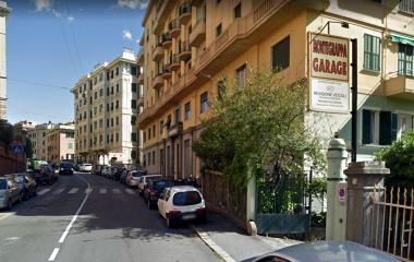 Montegrappa Garage - Städteparken Genua