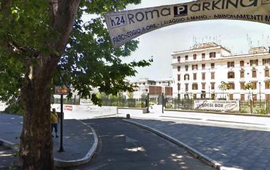 MuoviAmo Testaccio - Städteparken Rom