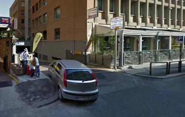 MuoviAmo Pinciano (Hertz) - Städteparken Rom