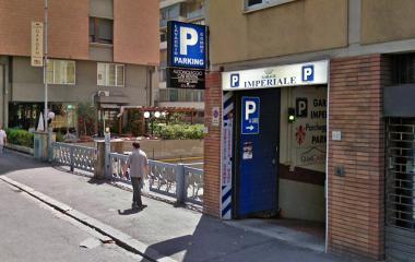 Garage Imperiale - Städteparken Florenz