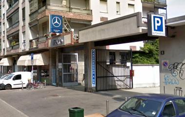 Argonne - Städteparken Mailand