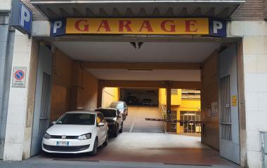 Garage Ravizza - Städteparken Mailand