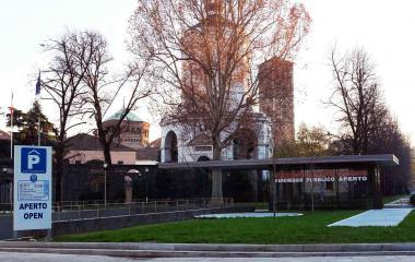 Sant'Ambrogio - Städteparken Mailand