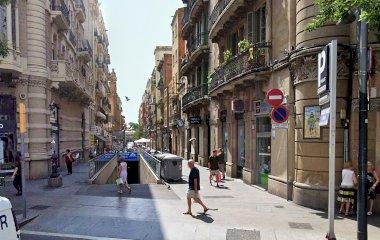 Mercat de Sants - Städteparken Barcelona