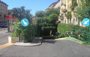 Sanmarco - Städteparken Mailand