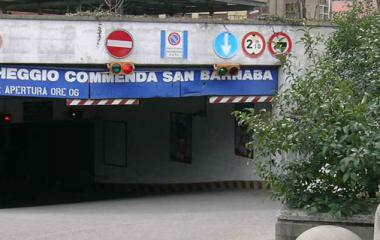 San Barnaba - Städteparken Mailand