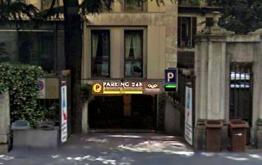 Muoviamo Senato - Städteparken Mailand