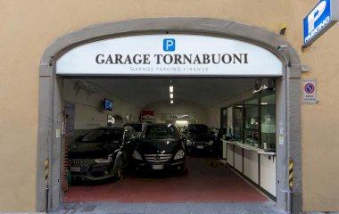 Tornabuoni - Städteparken Florenz