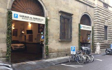 Bargello - Städteparken Florenz