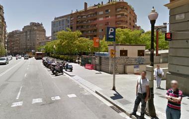 EYSA Joaquim Folguera - Städteparken Barcelona