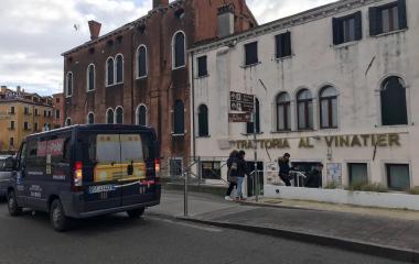 ALIPARK MarcoPolo – Shuttle Piazzale Roma - Städteparken Venedig
