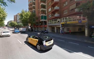 Infanta - Städteparken Barcelona