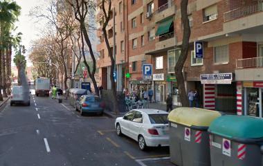 Torino – Plaça Cerdá - Städteparken Barcelona