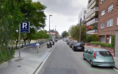 Bonanova – Doctor Roig i Raventós - Städteparken Barcelona