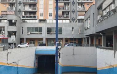 Garage Aniene - Städteparken Rom
