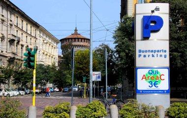Buonaparte - Städteparken Mailand