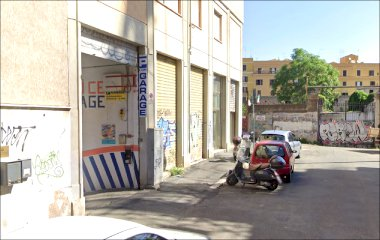 Garage dei Bruzi - Städteparken Rom