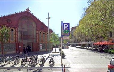 BSM Mercat de Sant Antoni - Städteparken Barcelona