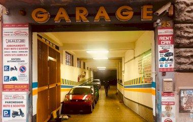 Frank Parking - Städteparken Rom