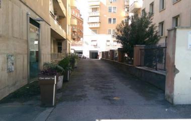 Autorimessa Pulso e Cirulli - Städteparken Rom