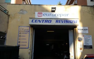 Eurorepar Centro - Städteparken Rom