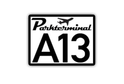 Parkterminal A13 - Parken am Flughafen Berlin / Brandenburg