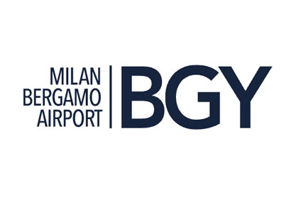 Bergamo Airport P2 Terminal – Freifläche - Parken am Flughafen Bergamo