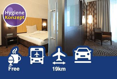 Best Western Soibelmanns Frankfurt Airport - Hotel inkl. Parken am Flughafen Frankfurt