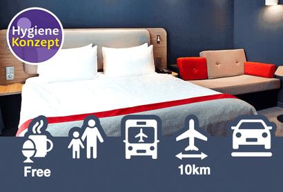 Holiday Inn Express Frankfurt Airport Raunheim - Hotel inkl. Parken am Flughafen Frankfurt