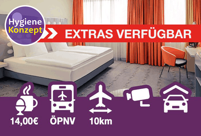 Mercure Hotel Frankfurt Neu-Isenburg - Hotel inkl. Parken am Flughafen Frankfurt