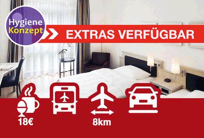 Mövenpick Hotel München Airport - Hotel inkl. Parken am Flughafen München