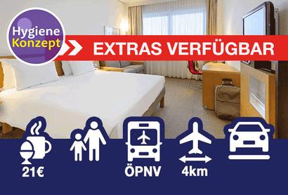 Novotel München Airport - Hotel inkl. Parken am Flughafen München