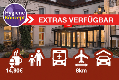 Ramada by Wyndham München Airport - Hotel inkl. Parken am Flughafen München