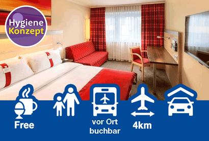 Holiday Inn Express Stuttgart Airport - Hotel inkl. Parken am Flughafen Stuttgart