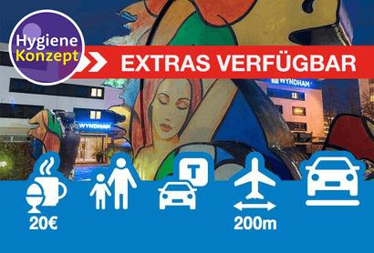 Wyndham Stuttgart Airport Messe - Hotel inkl. Parken am Flughafen Stuttgart