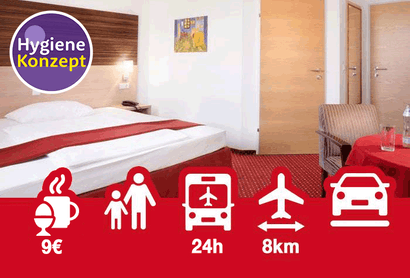 Arion Airporthotel - Hotel inkl. Parken am Flughafen Wien